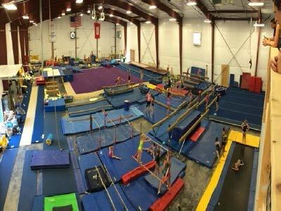 Cascade Elite Gymnastics 2